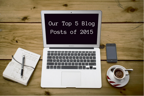 Our Top 5 Blog Posts of 2015