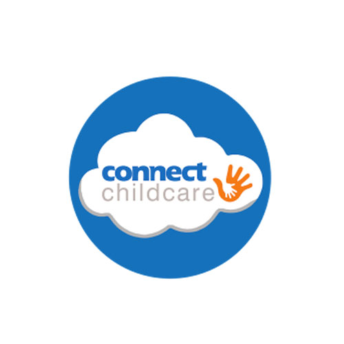 strategic partners logo connect childcare