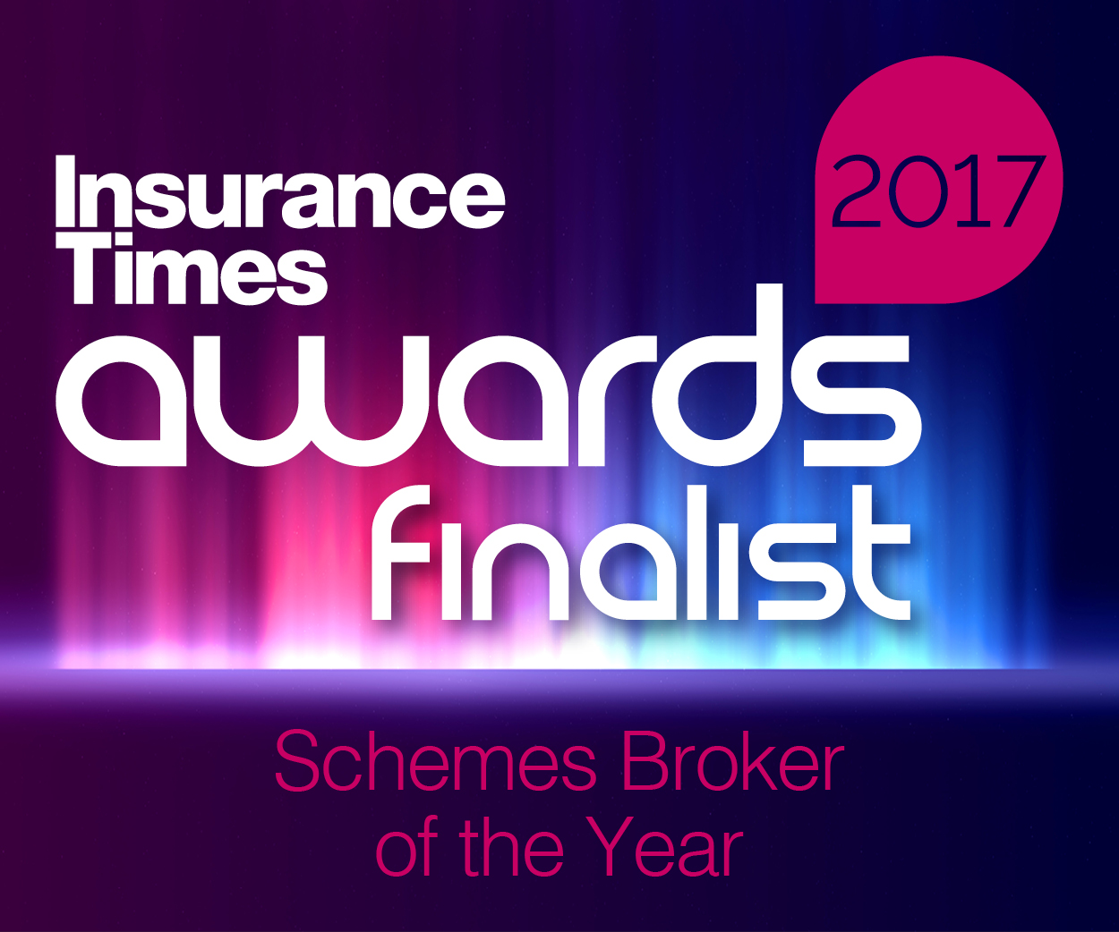 Insurance Times Award - Finalist