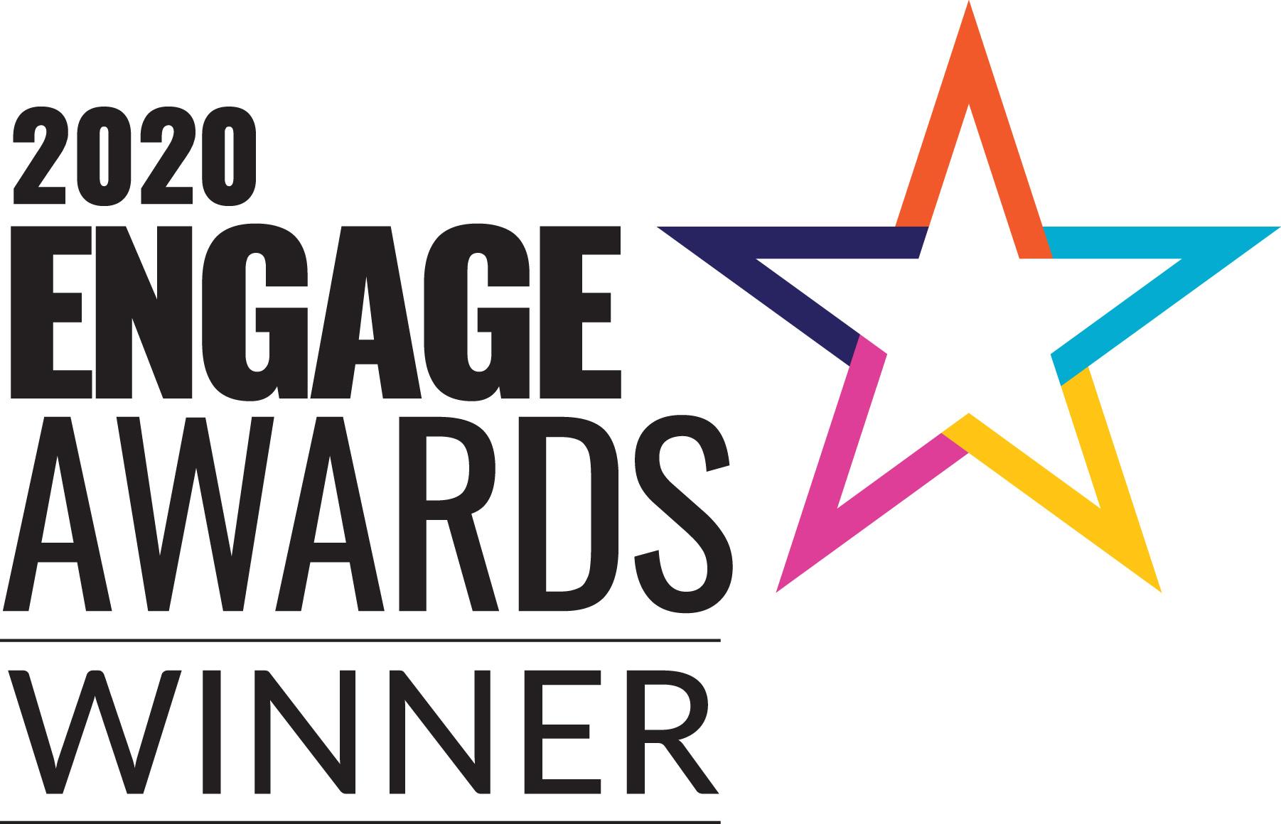Engage Award Winner 2020