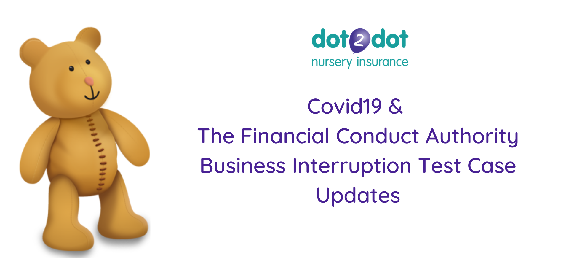 Covid19 & The FCA BI Test Case Updates